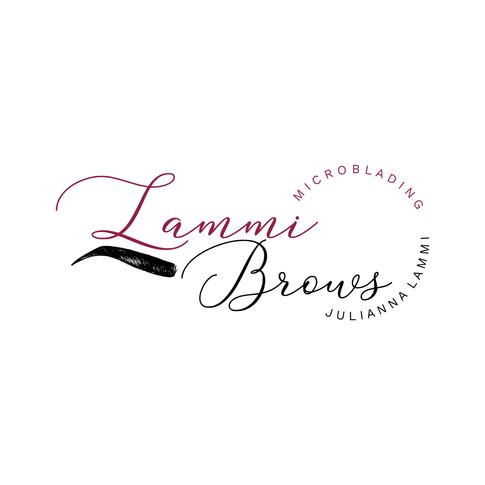 Logo Lammi Brows