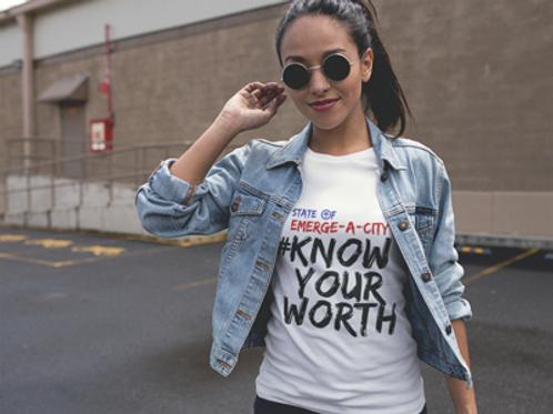#knowyourworth