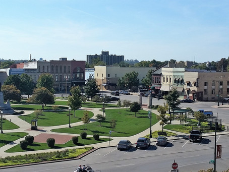 Local Support Vital for a Vibrant Downtown