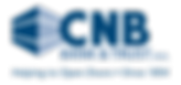 CNB Bank & Trust Final Logo with tagline