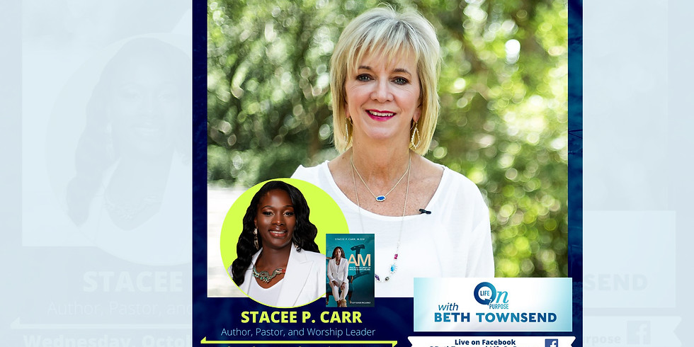 Life on Purpose Broadcast w/ Beth Townsend