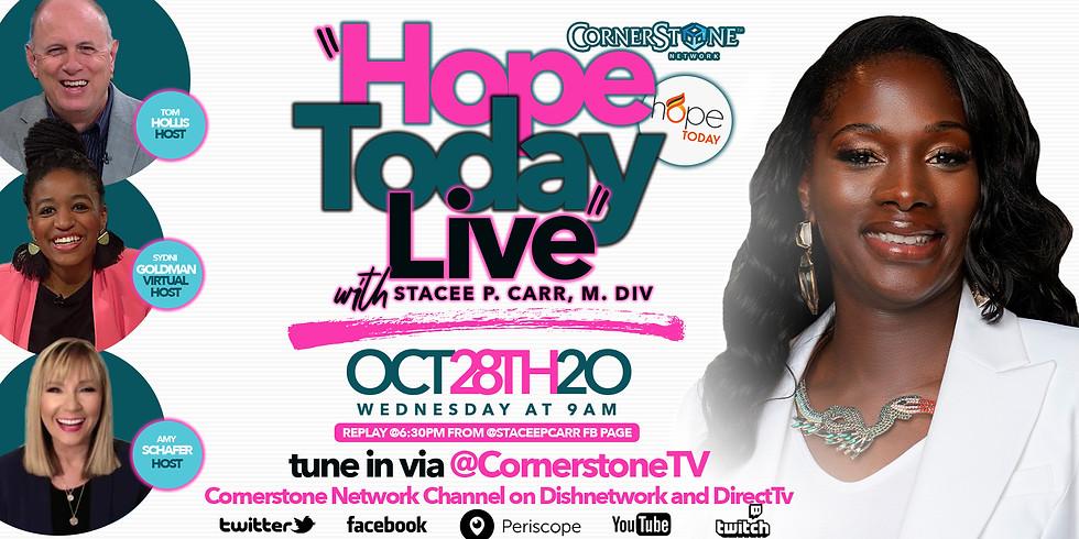 Hope Today TV - Cornerstone Network