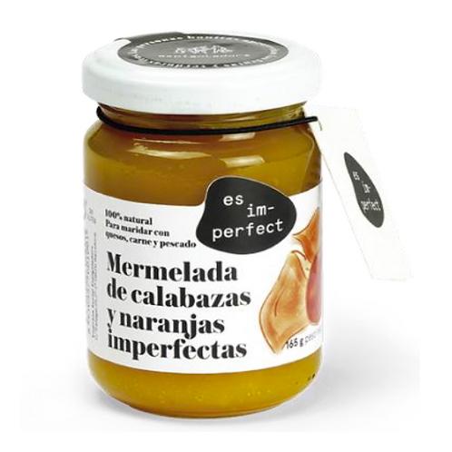 """Mermelada de Calabazas y Naranjas """"es im-perfect"""""""