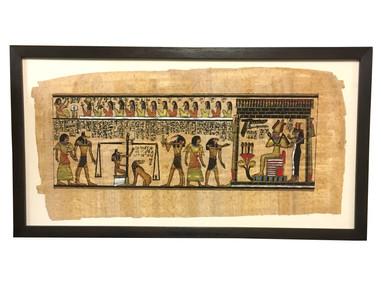 papirüs nasıl çerçeve yapılır