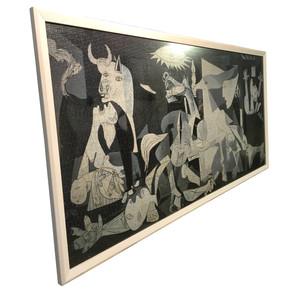 Guernica ya çerçeve