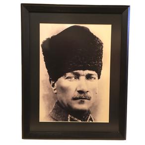 3 Farklı Atatürk Çerçevesi