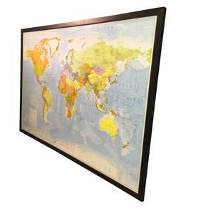 Haritaya çerçeve