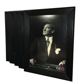 Logolu Atatürk Fotoğrafı