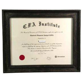 Diplomaya - Sertifika çerçeve örnekleri