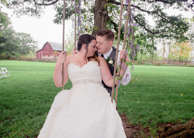 Lauren + Blake | Anderson, Indiana | Married