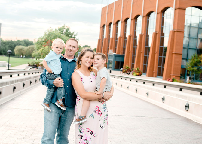 The Hudson Family | Indianapolis, Indiana | Family