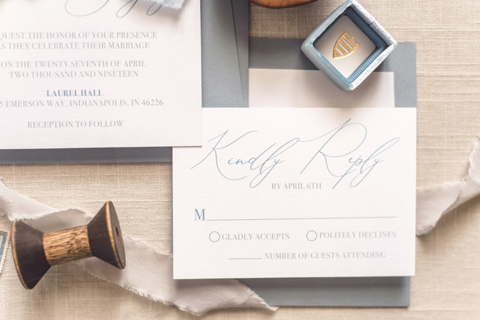 Wedding RSVP Etiquette: 8 Tips Every Bride and Groom Should Know