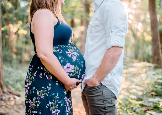 Kelly + Jay   Carmel, Indiana   Maternity