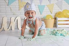 SESIONES DE SMASH CAKE GRAN CANARI