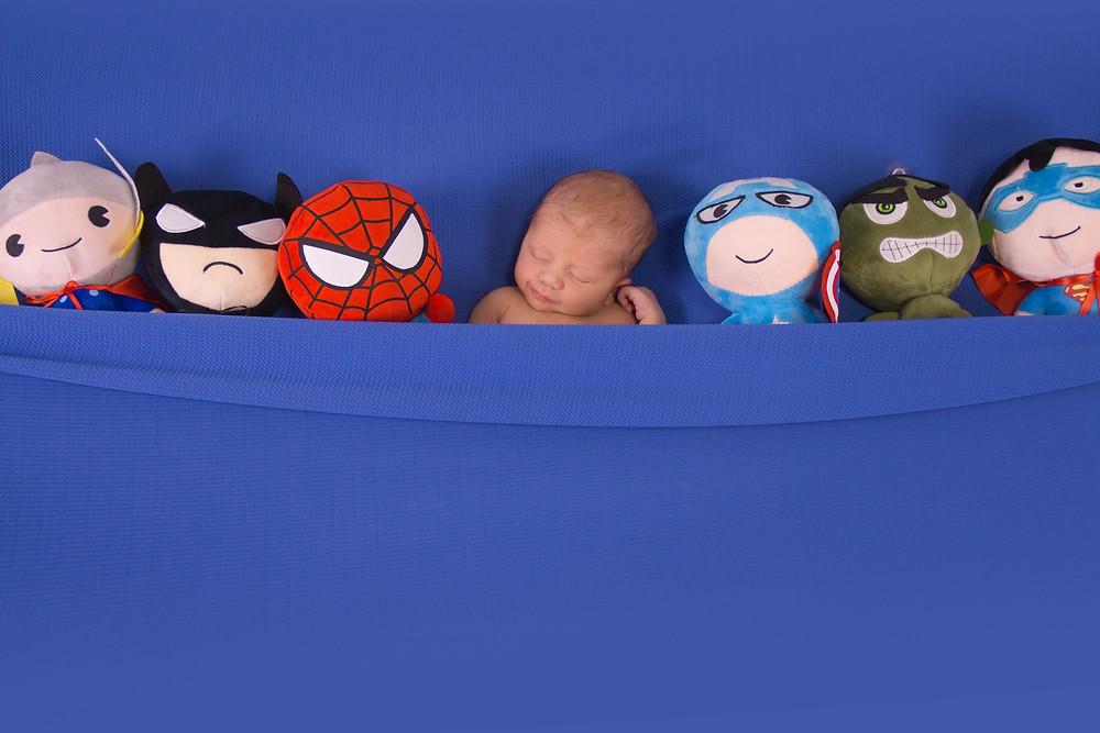 Sesión de recién nacido en gran Canaria.