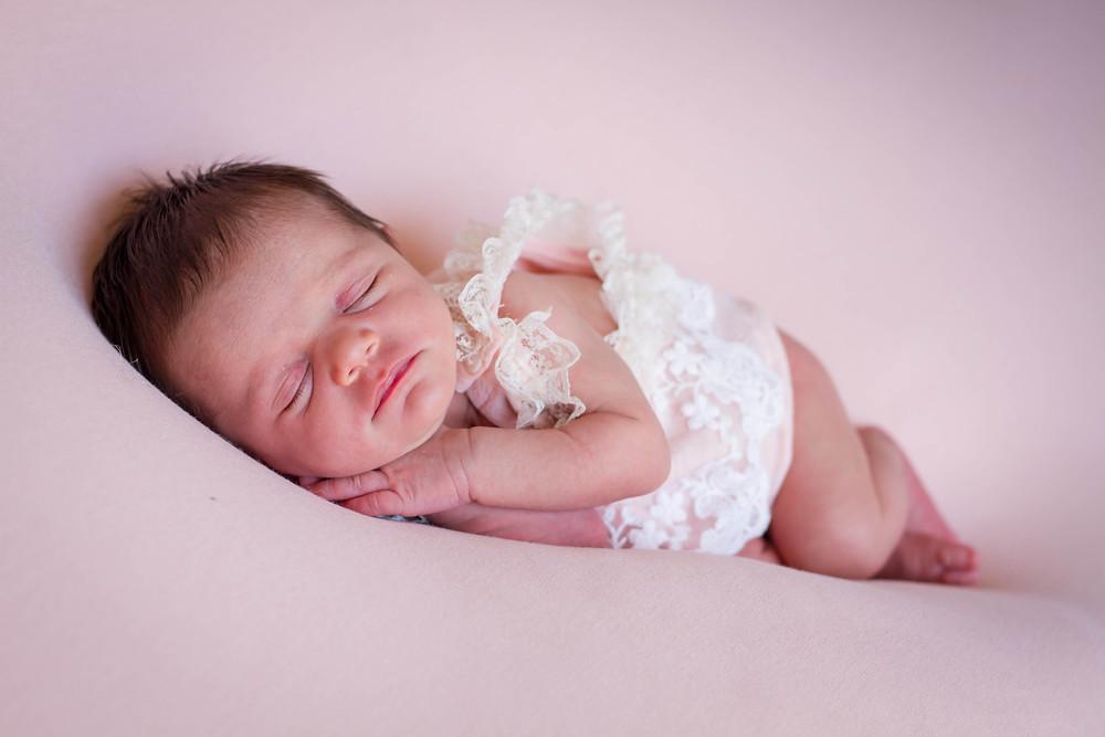 Fotografia de Recién nacido en Gran Canaria. Newborn.
