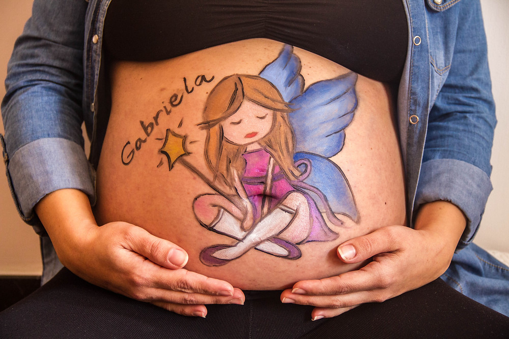 Belly Painting Las Palmas
