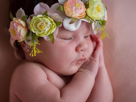 Sesiones Recién Nacido en Gran Canaria. Newborn.