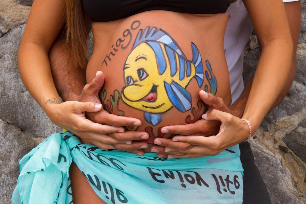 Belly Painting Las Palmas de Gran Canaria
