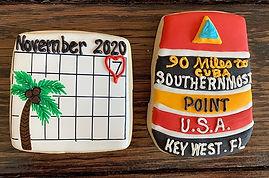 destination wedding cookies 🌴 #detailsm