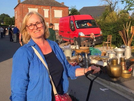 French Brocante 2018