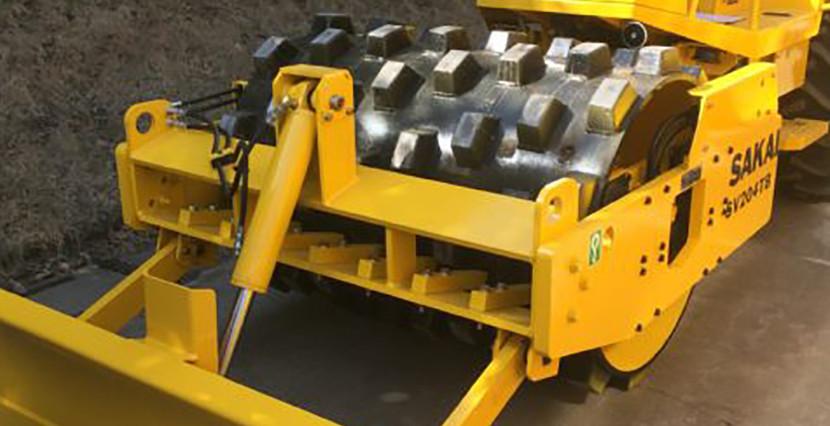 Sakai Soil Roller SV204TB