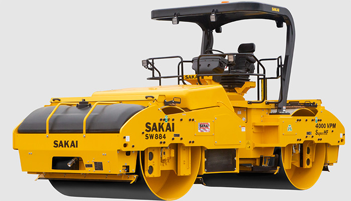 Sakai Asphalt Roller SW884