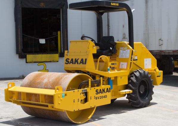 Sakai Soil Roller SV204D