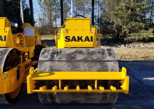 Sakai Soil Roller SV204TF