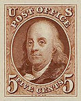 Stamp - Franklin 5 cent.jpg