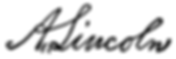 Lincoln Signature.png
