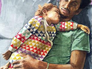 *Our Sleeping Children Series   -Kidane & Tsega