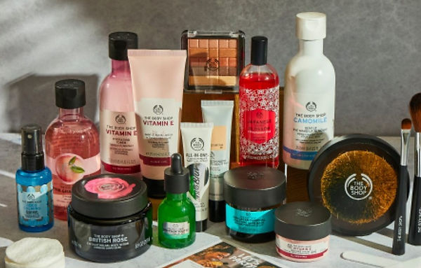 A selection of our cruelty free products