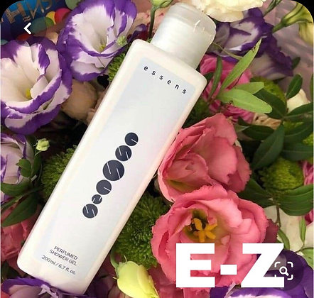 Ladies 200ml Shower Gels E-Z