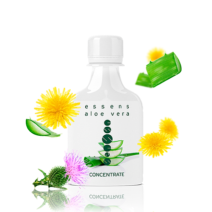 Aloe Vera Concentrate With Herbal Extracts