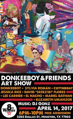 DonkeyBoy & Friends 2
