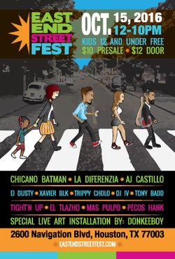 East End Street Fest 2016