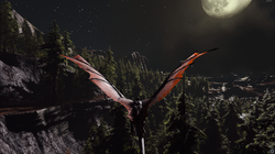 Bruce - Wyvern in the Night - Valguero