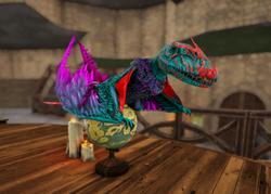Abberant Rainbow Dimorphodon_Warhawker_1