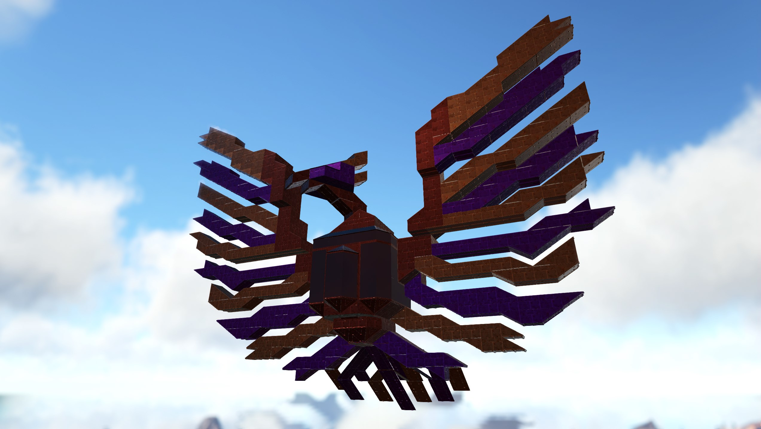 Baka's Magnificent Phoenix