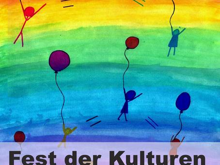Plakat Fest der Kulturen 2019
