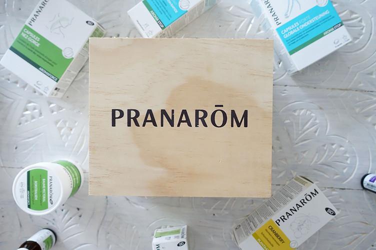Pranarôm - La box hiver et Aroma stop