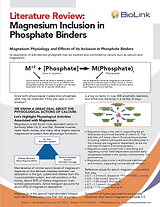 Magnesium Inclusion in Phosphate Binding