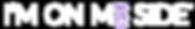 ImOnMySide_Final_Wht_Logo1.png