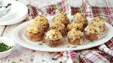 CHEFreyL stuffed mushrooms.jpg
