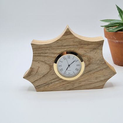 5 Point Clock