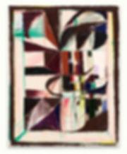 Still Life 2016  71cm x 56cm mixed media