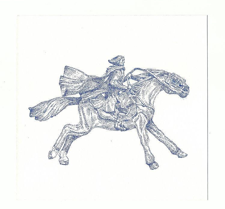 'Aragorn On Horse PVC Figure - Aragorn 1
