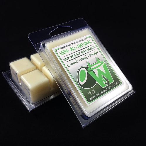 Coconut-Wood-Powder Melt
