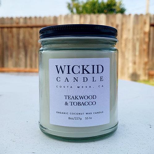 Teakwood & T'bacco